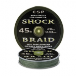 Шоклидер ESP Shock Braid 45lb (арт.10635406)