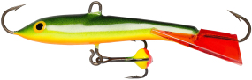 Балансир Rapala Jigging Rap Color Hook WH7 70mm 18.0g #BYR (арт.10979756)