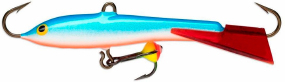 Балансир Rapala Jigging Rap Color Hook WH7 70mm 18.0g #BSR (арт.10979757)