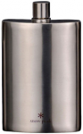 Фляга Snow Peak T-012 Titanium Curved Flask 140ml (арт.12000491)