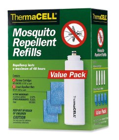 Картридж Thermacell R-4 Mosquito Repellent refills 48 ч. (арт.12000521)