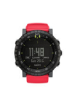 Часы Suunto CORE all black + red crush rubber strap (арт.12270308)