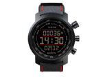 Часы Suunto ELEMENTUM TERRA n/black/red leather (арт.12270312)