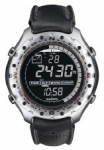 Часы Suunto X-LANDER black with leather strap (арт.12270321)