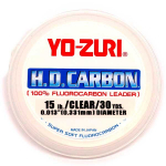 Yo-Zuri H.D. Carbon Leader Clear