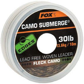 Лидкор Fox International Camo Submerged 10m 30lb Fleck Camo (арт.15790915)