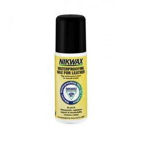 Средство для ухода Nikwax Waterproofing Wax for Leather black 60ml (арт.17510113)