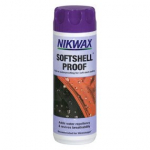 Средство для ухода Nikwax Soft shell proof wash-in 300мл (арт.17510226)