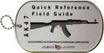 Брелок Real Avid AK47 Field Guide (арт.17590063)