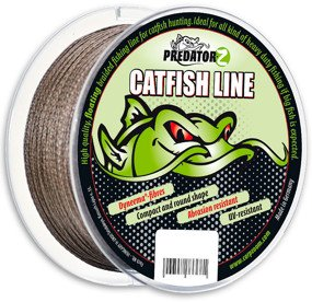 Шнур CarpZoom Catfish braided 100m (арт.18630143)