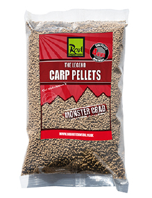 Пеллетс Rod Hutchinson Carp Pellet Monster Crab 4mm (арт.19080058)