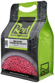 Пеллетс Rod Hutchinson Mulberry Florentine Pellets 6mm 900g (арт.19080181)