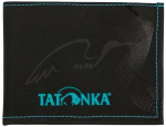 Кошелек Tatonka 2880.238 HY Coin Wallet black/bright blue (арт.22480182)