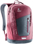 Рюкзак Deuter Step Out 16L Graphite-Maron (Grey-Red) (арт.23450195)