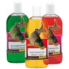 Аттрактант Starbaits Bait Booster Scopex-Strawberry 400ml (арт.326318)