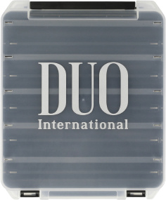 Коробка DUO Reversible Lure Case 160 Pearl Black/Clear (арт.343191)