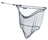 Подсак Flagman Landing Net Black PE Mesh 60x60head 1.80м 2 sec (арт.3838011125)
