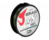 Шнур Daiwa J-Braid x8 Dark Green 150м 0.06мм (арт.3838014600) Фото 1