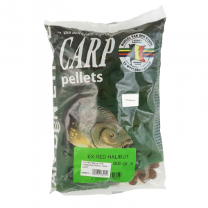 Marcel VDE Pellets Red Halibut