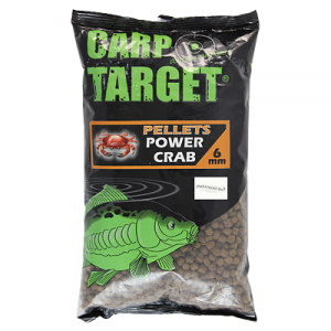 Пеллетс Fun Fishing Carp Target Power Crab 1кг 6мм (арт.40403014881)