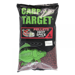 Пеллетс Fun Fishing Carp Target Hot Spice 1кг 6мм (арт.40403014891)