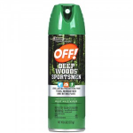 Анти-комар Off Deep Woods Sportsman Insect Repellent II 170г (арт.40407837700)