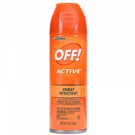 Анти-комар Off Active Insect Repellent I 170г (арт.40407837704)