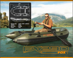 Fox FX 290 Inflatable Boat (арт.6633CIB002)