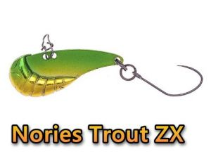 Блесна Nories Trout ZX