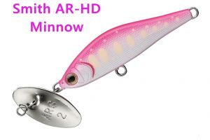 Блесна Smith AR-HD Minnow