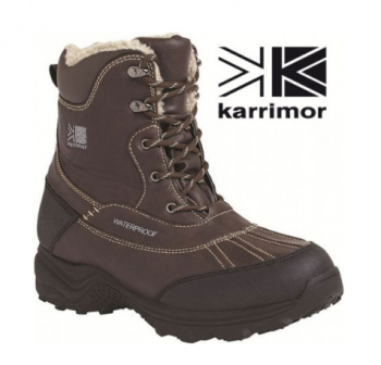 Ботинки Karrimor Snow casual II weatheritre brown
