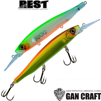 Gan Craft REST