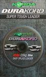 KORDA Шоклидер Dura-Kord Dyneema Spliceable Leader (20m) 45lb
