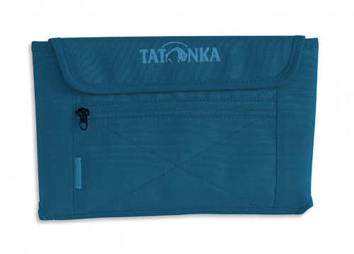 Кошелек Tatonka TRAVEL WALLET shadow blue (арт.22481313)