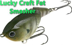 Lucky Craft Fat Smasher