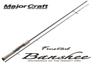 Major Craft Finetail Banshee Stream FBS