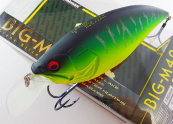 MEGABASS BIG-M 4.0 MAT TIGER (арт.161608710)