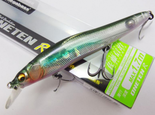 MEGABASS ONETEN R ITO CLEAR LAKER (арт.161607131)