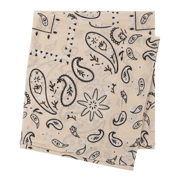 Бандана Is Paisley Bandana Bone One Size (арт.1919616990)