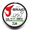 Шнур Daiwa J-Braid X8 0,2mm-150m CHARTREUSE (арт.1919699019) Фото 1