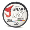 Шнур Daiwa J-Braid X8 0,10mm 150m Multi Color (арт.1919699031) Фото 1
