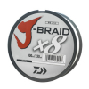 Шнур DAIWA J-BRAID X8 WHITE  0,55 120lb 300м (арт.1919700934) Фото 1