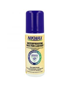 Средство Nikwax для пропитки Waterproofing Wax For Leather natural 125мл (арт.40408381303)