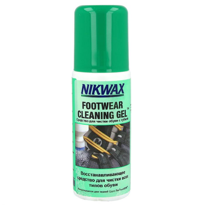 Средство Nikwax для пропитки Foot wear cleaning gel (арт.40408381311)