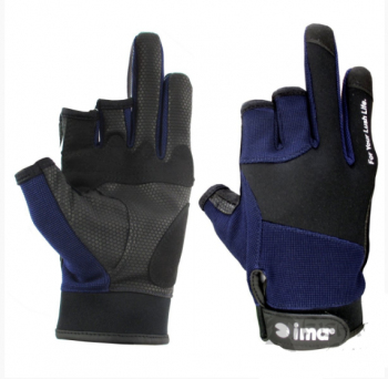 Original Mesh Glove \3F Less NAVYxBK L (арт.161606997)