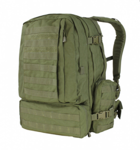 Рюкзак Condor 3-day Assault Pack Цвет - Олива (арт.14320052)