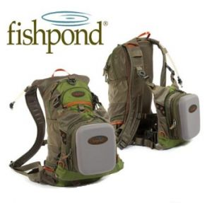 Рюкзак Fishpond Oxbow Chest/backpack cutthroat_green