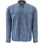 Рубашка Simms Black Ford Flannel Shirt