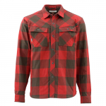 Рубашка Simms Heavy Weight Flannel