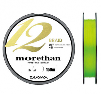 Шнур Daiwa Morethan 12 Braid
